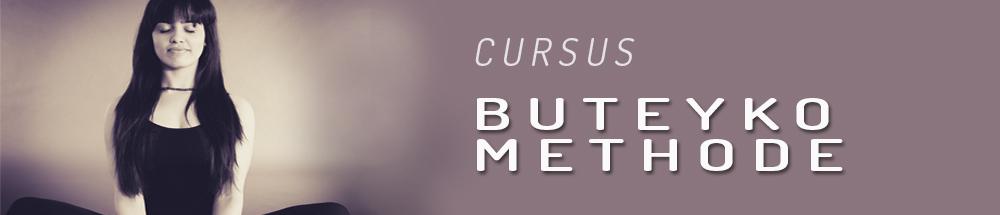 Foto cursus buteyko methode